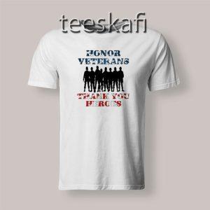 Tshirts Veterans Unisex