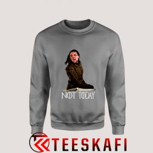 Arya Stark not today Game Of Thrones 300x300 - Geek Attire Store