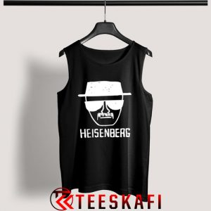 Tank Top Breaking Bad Heisenberg 04 [TBlack]