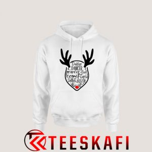 Hoodies Christmas Reindeer