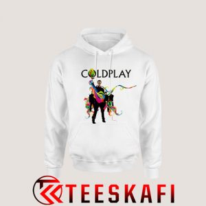 Hoodies Coldplay Rock Band