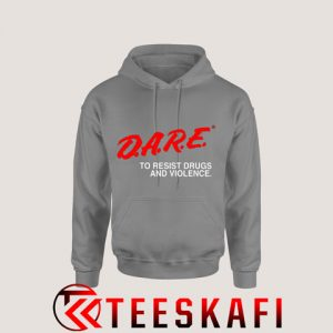 Hoodies D.A.R.E Drug Abuse Resistance Education [TB]