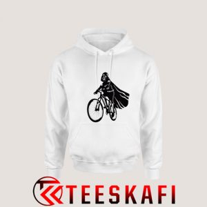 Hoodies Darth Vader Bicycle