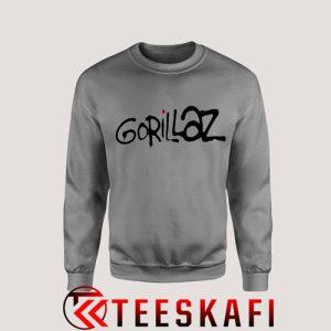 Sweatshirt Gorillaz Logo