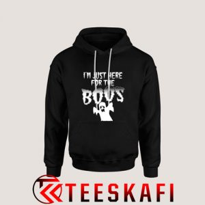 Hoodies I'm Just Here For The Boos HALLOWEEN