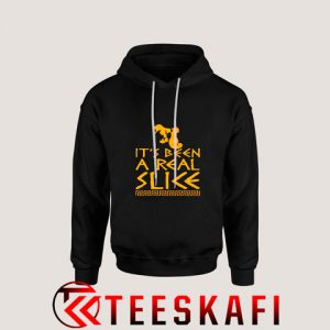 Its Been A Real Slice 300x300 - Geek Attire Store