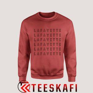 Sweatshirt Lafayette Hamilton [TW]