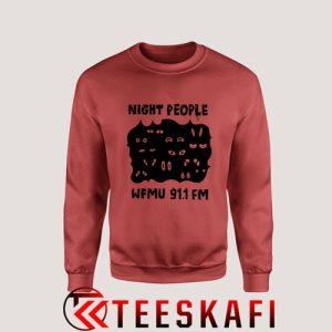 Night People WFMU Radio 300x300 - Geek Attire Store