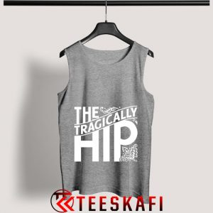 Tank Top The Tragically Hip Logo 2