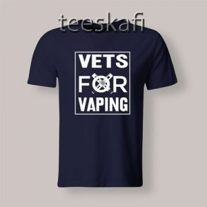 Tshirts Vets for Vaping