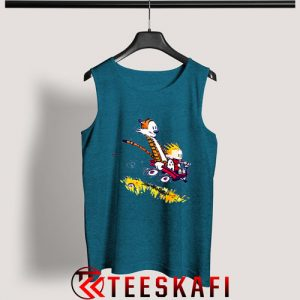 Tank Top Calvin And Hobbes [TB]