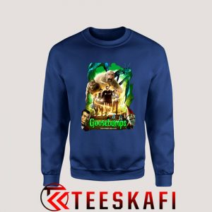 Sweatshirt Goosebumps The Movie Red