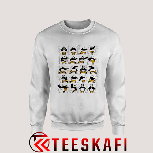 Sweatshirt Kung Fu Panda 2