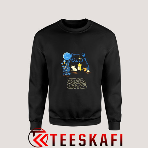 Sweatshirt Star Wars Cat 16 16