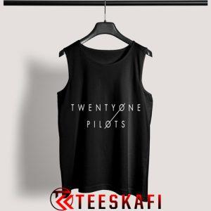 Tank Top Twentyonepilots Logo