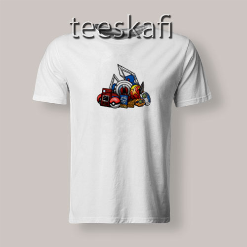 Tshirts Anime Monsters Device
