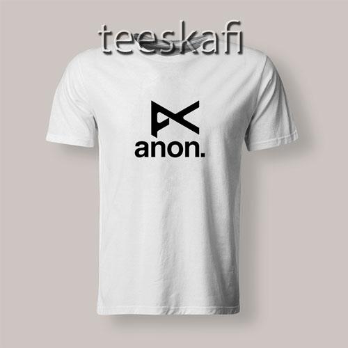 Tshirts Anon Logo