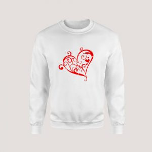 Sweatshirt Wedding Stencil