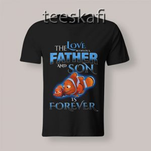Tshirts The Love Between Father And Son
