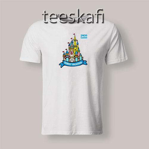 Tshirt Disney Family Vacation Trip