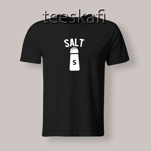 Tshirt Salt And Pepper Shakers