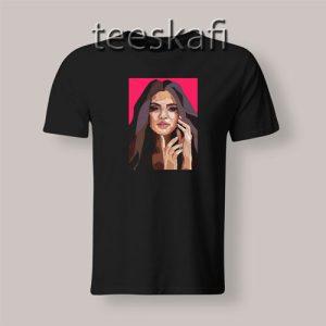 Selena Gomez Painting Artwork 300x300 - Geek Attire Store
