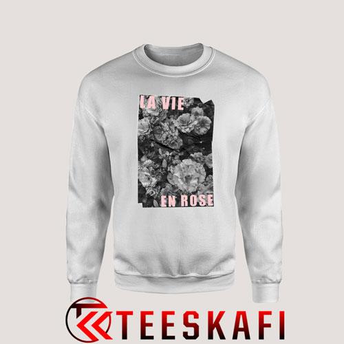 Sweatshirt La Vie En Rosé