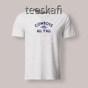 Cowboys VS All Yall 300x300 - Geek Attire Store