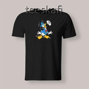 Tshirt Vintage Disney Donald Duck Unisex