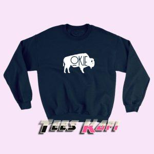 Sweatshirt Okie Buffalo