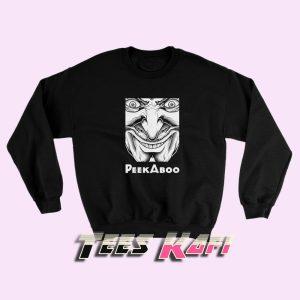 Sweatshirt Peek A Boo