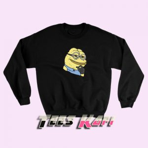 Sweatshirt Pepe Minion Parody