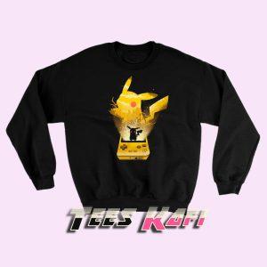 Sweatshirt Pikachu Games Bot