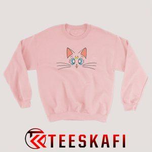 Sweatshirt Sailor Moon Cat