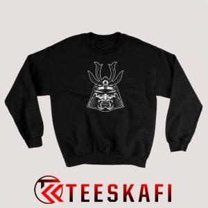 Sweatshirt Samurai Ghost