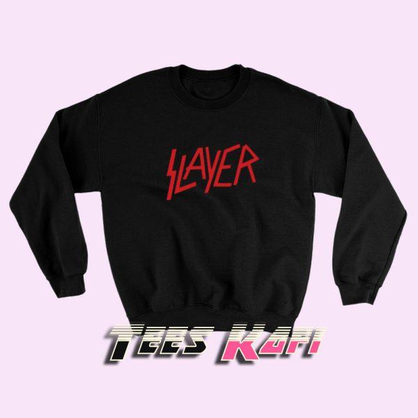 Sweatshirt Slayer Logo