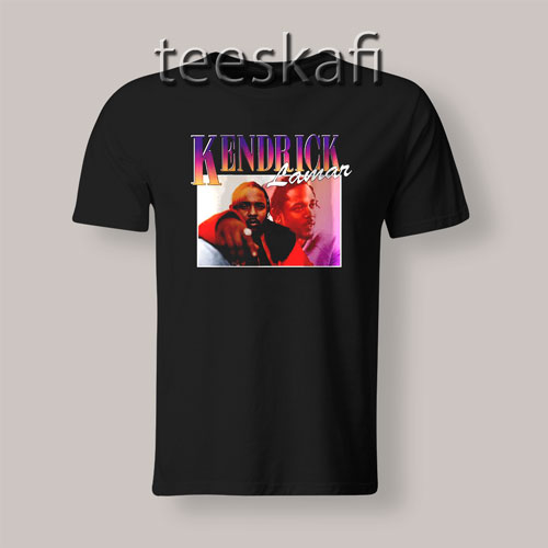 Tshirt Kendrick Lamar