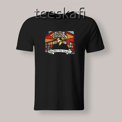 Tshirt New Luke Combs
