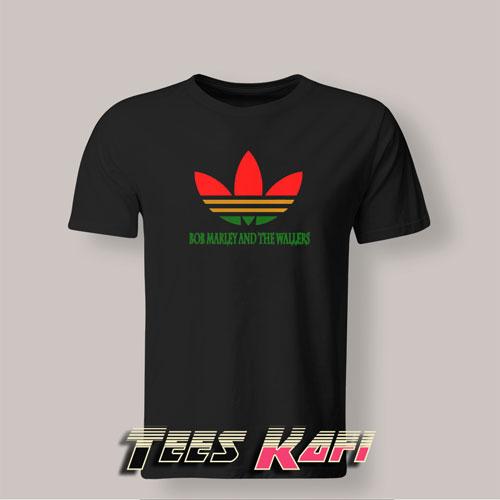 Tshirt Adidas Bob Marley And The Wailers