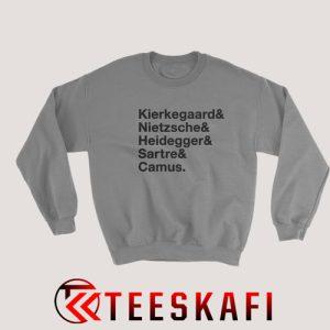 Sweatshirt Philosophers