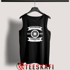 Tank Top Speedwagon Foundation