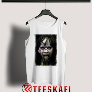Tank Top The Exorcist Exorzist Regan Macneil Linda