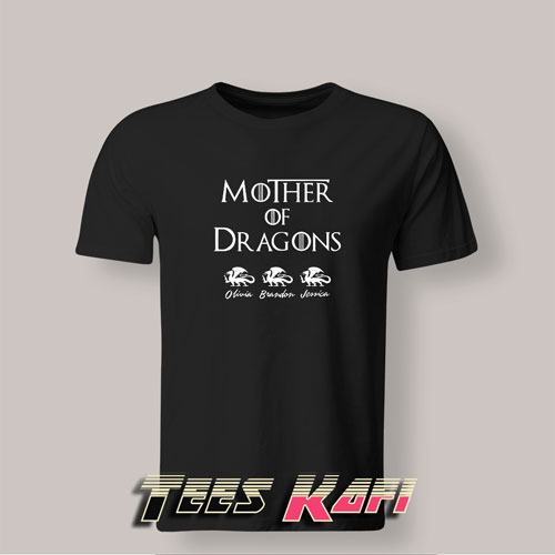Tshirt Mother of Dragons