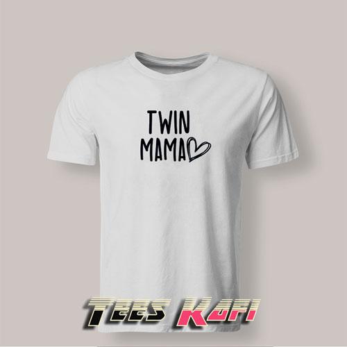Tshirt Twin Mama