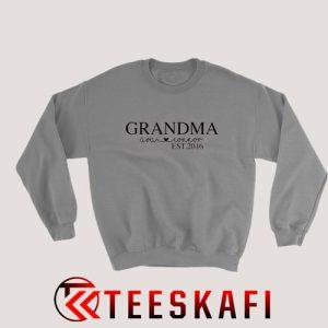 Sweatshirt Proud Grandma