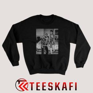 Sweatshirt Queen And Slim