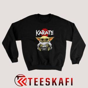 Star Wars Baby Yoda hug Karate Unisex 300x300 - Geek Attire Store