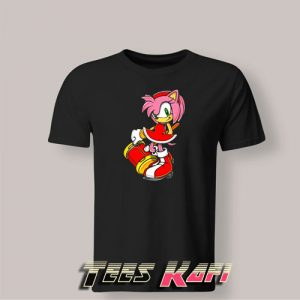 Tshirt Amy Rose Adventure Battle 300x300 - Geek Attire Store
