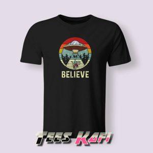 Alien Believe Tshirts