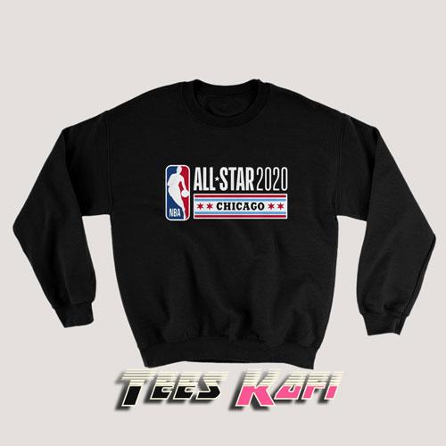 2020 Nba All Star Game Super Chicago Sweatshirts